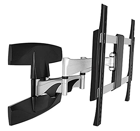Support Articule Moniteur - RICOO Support mural TV orientable inclinable S1944