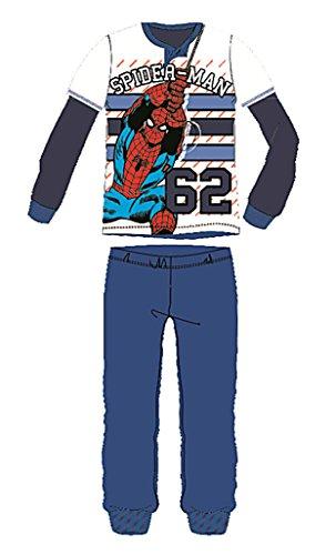 Preisvergleich Produktbild Pigiama maglia maglietta pantaloncino bimbo bambino Uomo ragno Spiderman 3A