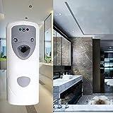 Máquina automática del ambientador de aire Hogar montado en la pared Dispensador de aerosol Máquina automática de pulverización de fragancia para lavabo pasillo Sala de estar
