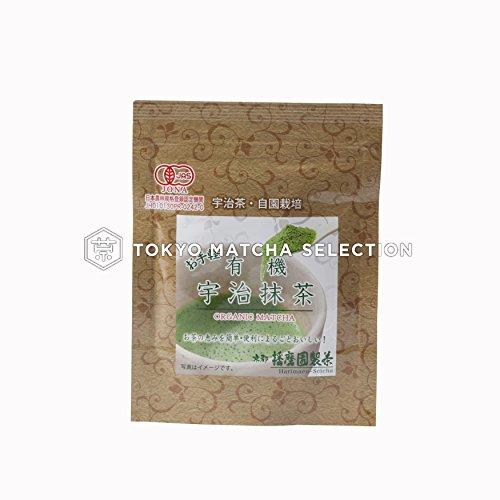 TOKYO MATCHA SELECTION TEA - [JAS certificada orgánica/Prima] HarimaEn tea : kyoto uji matcha té verde polvo 30g (1.05oz) Japón importó [Standard ship by SAL: NO Tracking & Insurance]