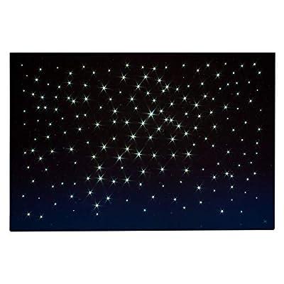 ROSSI ROSA Cielo Luminoso LED CM 60×40, Multicolore, 60 x 40 cm