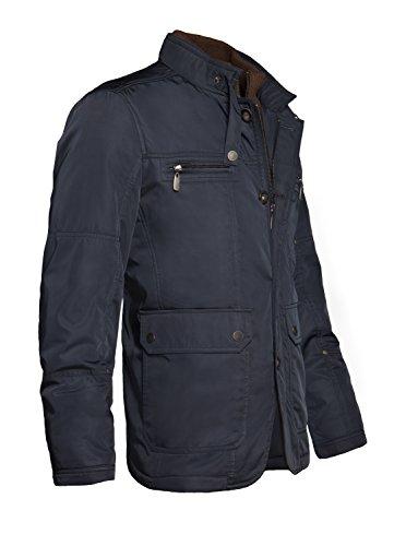 Goodyear Winter Jacket Kelso Navy