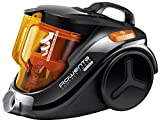 Rowenta RO3753 RO3753EA Compact Power Cyclonic Bodenstaubsauger, 1.5 liters, Schwarz, Orange