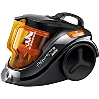 Rowenta Compact Power Cyclonic RO3753 Aspirador, color negro