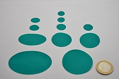 Doudoune First Aid Kit Patch de réparation Vert foncé (couleur)