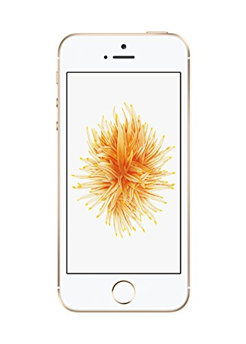 "Apple iPhone SE SIM única 4G 32GB Oro - Smartphone (10,2 cm (4""), 32 GB, 12 MP, iOS, 10, Oro)"