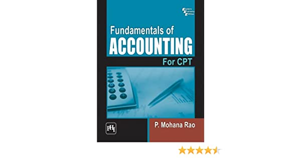 Fundamentals Of Accounting For Cpt Pdf