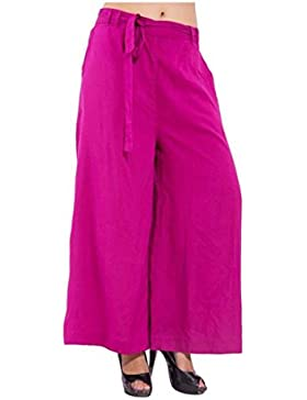 Sizzlacious Regular Fit Women's Pink Trousers