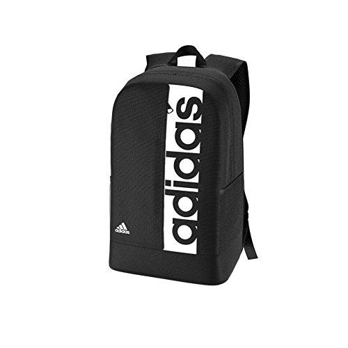 Adidas Linear Performance, Zaino Unisex-Adulto Black/White