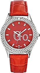 GO, Girl Only Analogue Red Dial Womens Watch - 698143
