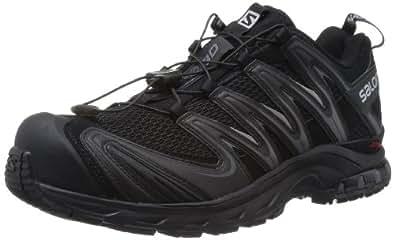 Salomon Men's XA Pro 3D Trail Running Shoes, Black (Autobahn/Black/Yellow