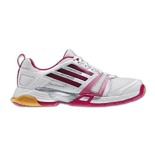 ADIDAS Indoor-Schuh Speedcourt Pro 2 Damen weiß/pink/schw