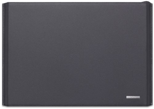 Sony Elegante Lederschutztasche für Vaio Notebooks SE-Serie 9,4cm (15,5 Zoll)