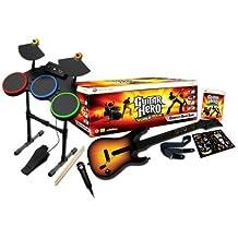 "Pack completo ""Guitar Hero: World Tour"" [Xbox 360] [Producto Importado]"