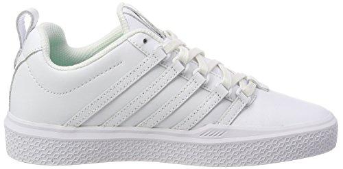 K-Swiss Damen Donovan Sneaker Weiß (White)