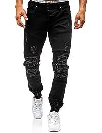 BOLF Pantalons de sport Jeans pantalons Homme OTANTIK 456