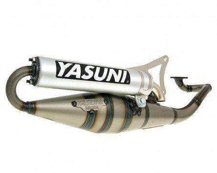 Auspuff YASUNI Scooter Z Aluminium - YAMAHA Aerox 50 Cat (ab Bj. 2003) Typ:SA14
