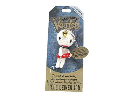 Watchover Voodoo Sammelpuppe --Liebe deinen Job