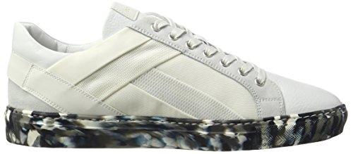 Bogner Nizza 14b, Sneakers Basses Homme Weiß (White)