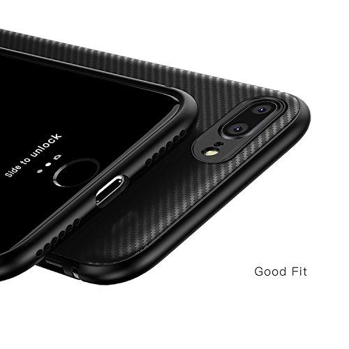 custodia iphone 8 plus carbonio