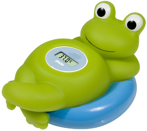 Alecto BC-05 Frosch als Bad Thermometer