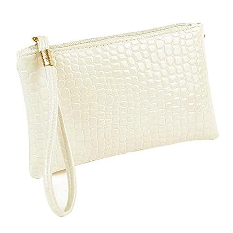 Handbags, Transer® Women Crocodile Leather Clutch Handbag Bag Coin Purse Girls Clutches HandBags