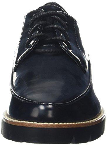 Rocket Dog Roxford, Chaussures à Lacets Femme Noir - Black (Boxed In Black)