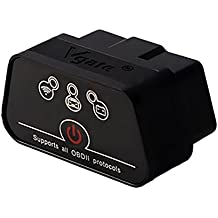 Vgate iCar2 WiFi Scanner Auto lettore di codice OBD2 OBDII Strumento diagnostico Interfaccia per iOS iPhone iPad Android/PC