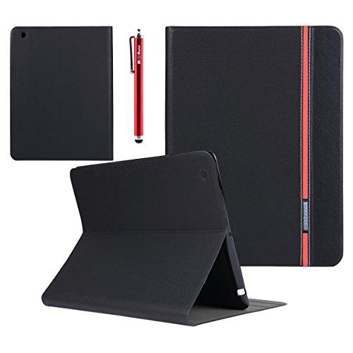 Forhouse Hülle iPad 2 / iPad 3 / iPad 4, PU Ledertasche Flip Magnet Etui Standfunktion Ultra Schlanke stoßfest Schutzhülle für iPad 2 / iPad 3 / iPad 4