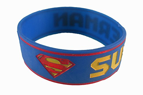 ESHOPPEE Superman Wrist Band