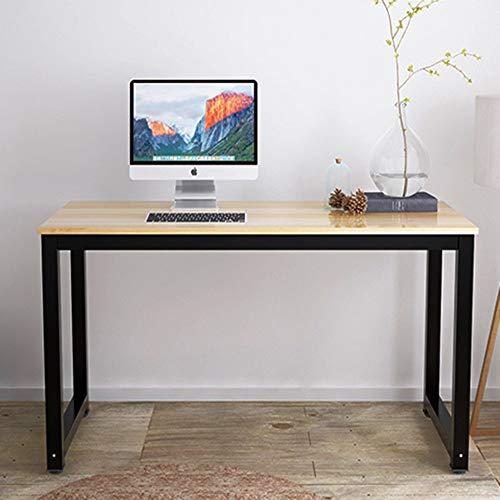 LIUXING-of Einfacher Laptop-Schreibtisch Computer-Schreibtisch-Desktop Einfache Desk Startseite Einfaches modernes Andere Nichtholzdiele Massivholz-Lifting Folding (Farbe : C, Größe : 80x60x74cm)
