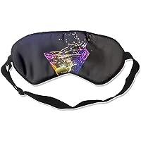 Eye Mask Eyeshade Cocktail Art Sleeping Mask Blindfold Eyepatch Adjustable Head Strap preisvergleich bei billige-tabletten.eu