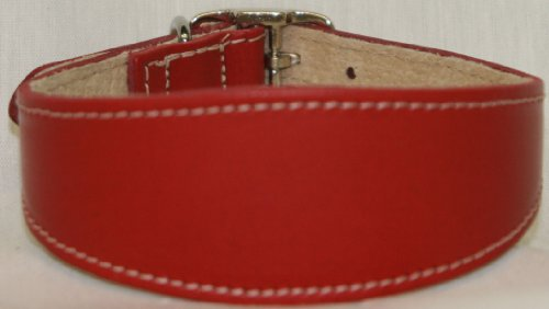 bbd-grey-hound-deluxe-collar-red