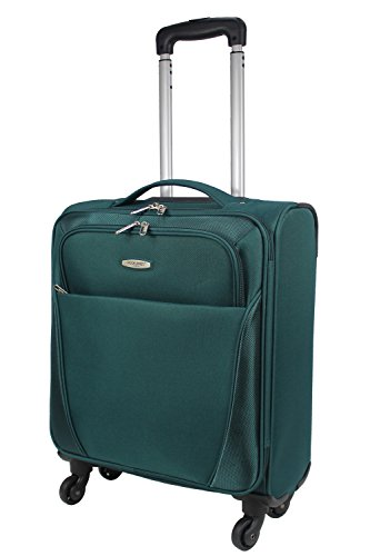 hight-quality-easyjet-ryanair-lighweight-4-wheel-hand-luggage-cabin-luggage-travel-bag-rl712-green