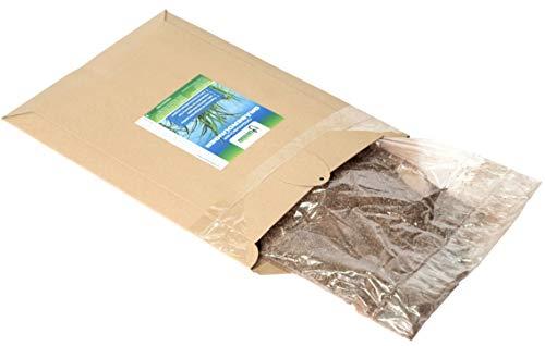 Jumbogras® Gräser-Dünger mit Langzeit-Wirkung, 750 g-Probepackung, 100% Naturdünger/Ökodünger für Ziergräser, Gräserdünger für Gräser-Beete, Gras-Pflanzungen -