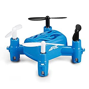 Haibei H2 2.4GHz RC Quadcopter con Telecomando 6-Axis Gyro 360 ° Flips Mini Quadcopter (Blu)