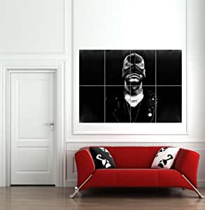 THE BLOODY BEETROOTS GIANT WALL ART POSTER AFFICHE B602