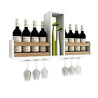 Perfetto per ogni amante del vino dal dilettante all'intenditore, grande pezzo di arredamento domestico o regalo Descrizione del prodotto Materiale: tavola artificiale Dimensioni: disegno dimensionale di riferimento d...