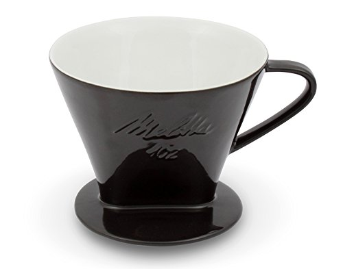 Kaffeefilter 102, Friesland, schwarz