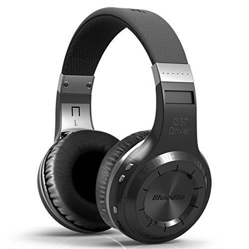 Bluedio HT(Shooting Brake) wireless auricolari cuffie bluetooth 4.1 stereo headphones (Black)