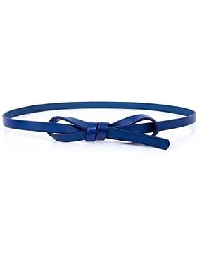 Joker Atar Cinta Decorativa/Moda Cinturón-azul 110cm(43inch)