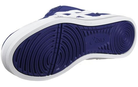 Asics Aaron, Sneakers basses mixte adulte bleu