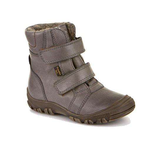 Froddo Jungen Boys Kids Boots Waterproof Schneestiefel Grey