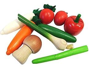 Estia - Juego de Verduras (9 Piezas)