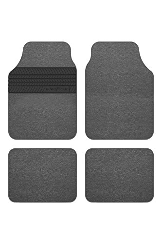 GOOD YEAR GOD9019 Tapis de Moquette Grise, Gris