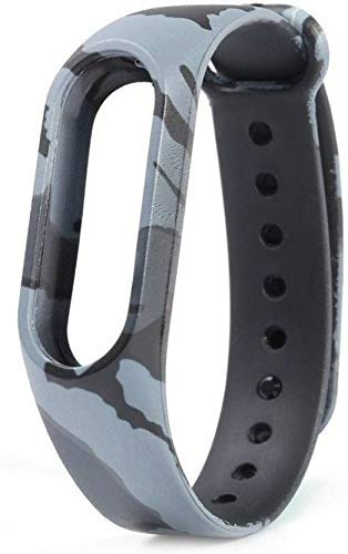 QUAINT Replacement Wristband Strap for Fitness Band M2 Smart Bracelet (Device is not Included)_Des10