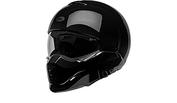 Bell Helmet Broozer Solid Black S Auto