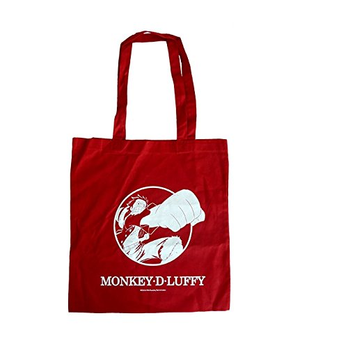 One Piece Shopping Bag Red Luffy [ One Piece Shopping Bag Red Luffy ]