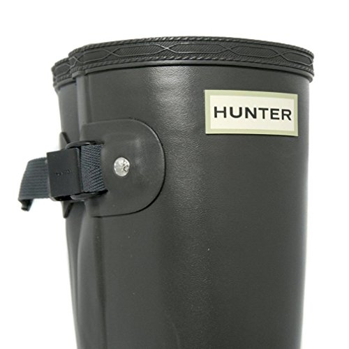 Hunter Norris Field Side Adjustable Boot Grau