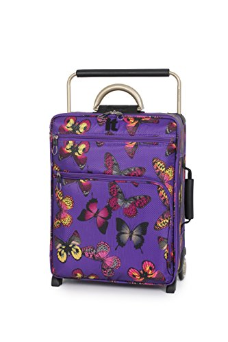 it-luggage-worlds-lightest-55cm-cabin-size-ryanair-compliant-two-wheel-trolley-suitcase-purple-butte